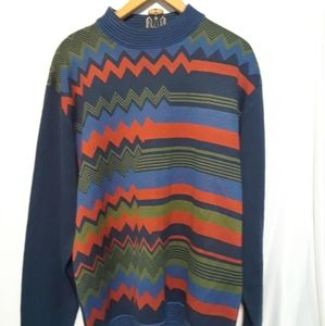 Vintage VENNIZA Mens 2xl Sweater